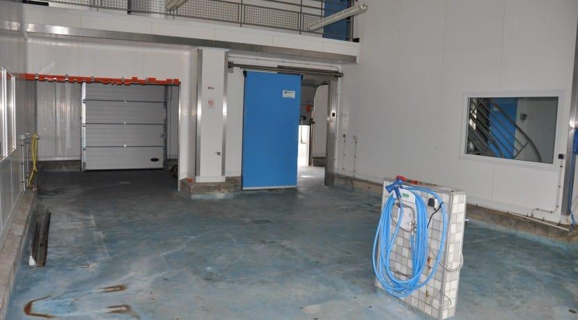 Salle de production Atelier Agro Normandie