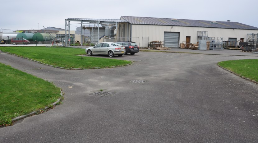 Stationnement Atelier Agroalimentaire - Normandie