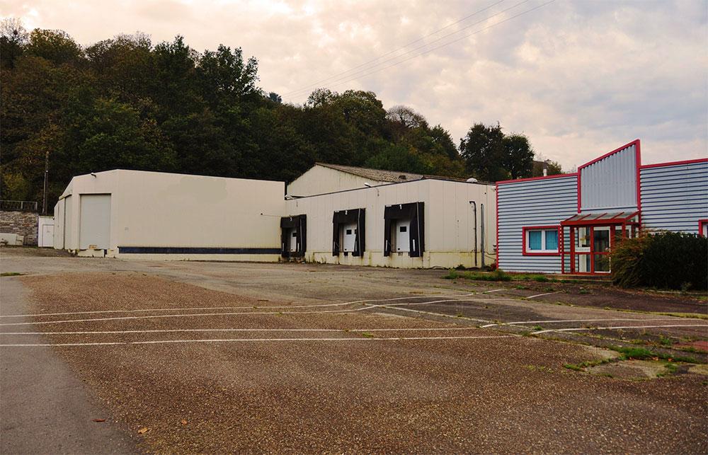 Usine agroalimentaire – Rennes, Nantes, Vannes, 2 710 m²