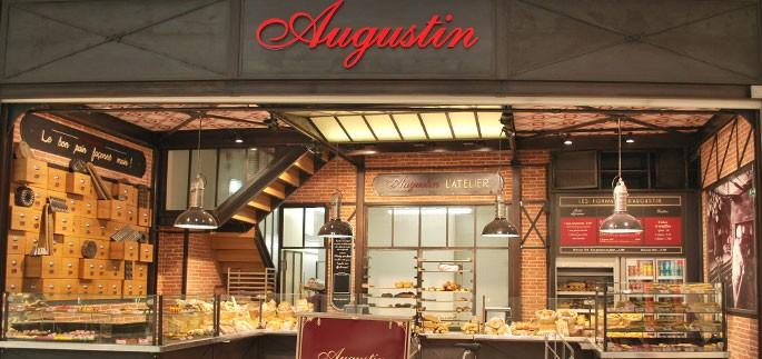 Unité de production boulangerie agroalimentaire