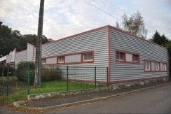Usine agroalimentaire Vannes, Rennes, Nantes Locaux administratifs
