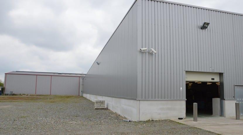Bâtiment Usine Agroalimentaire 5000 m² Rennes Bretagne Ille-et-Vilaine immobilier Agroimmo.fr