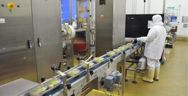 Traiteur de la Touques usine agroalimentaire Normandie Salades