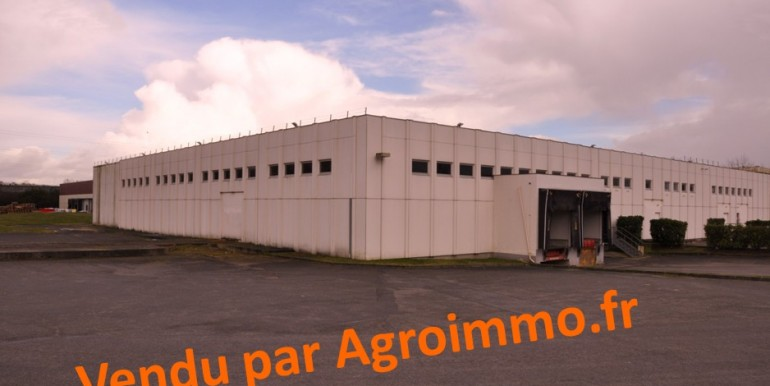 Usine agroalimentaire - Paris - Ile-de-France - Ouest - batiment - - immobilier - 7000 m²