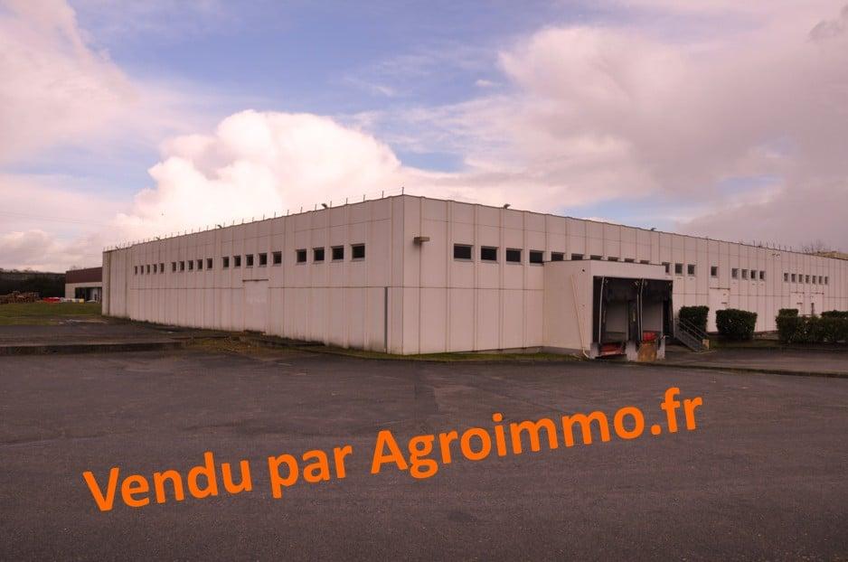Usine agroalimentaire 7 500 m² – Paris – Ile-de-france sud – Situation logistique Exceptionnelle