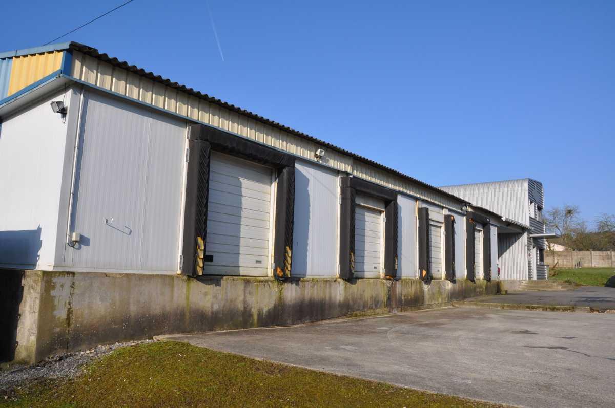 Bâtiment logistique – Atelier découpe agroalimentaire – Morbihan – Bretagne: Pontivy, Vannes, Ploërmel, Locminé, Auray