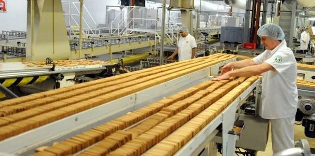 Biscuiterie Poult Logistique Agroalimentaire Plateforme Batiment Usine Montauban