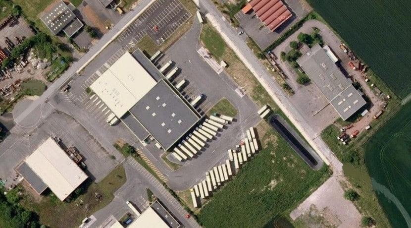 Plateforme logistique sous température dirigée 4 650 m² - Nord-Pas-de-Calais, Lens, Lille, Béthune, Arras, Douai