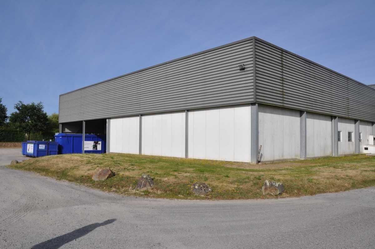 Usine agroalimentaire 1 700 m² –  Nantes, Loire-Atlantique.
