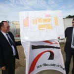 ITM Intermarché Josselin usine agroalimentaire abattoir investissement immobilier