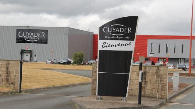 Guyader Gastronomie a investi Saint-Agathon usine agroalimentaire 22 bretagne guingamp