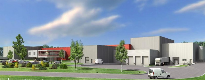 Guyader Gastronomie. L'usine de Quintin déménage son usine agroalimentaire à Saint-Agathon Bretagne