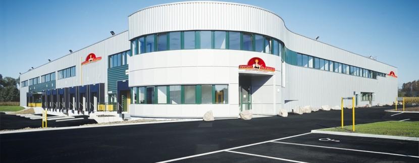 Bretzel Burgard investit plus de 3 millions d'euros pour augmenter la capacité de son usine agroalimentaire de Hoerdt (67)