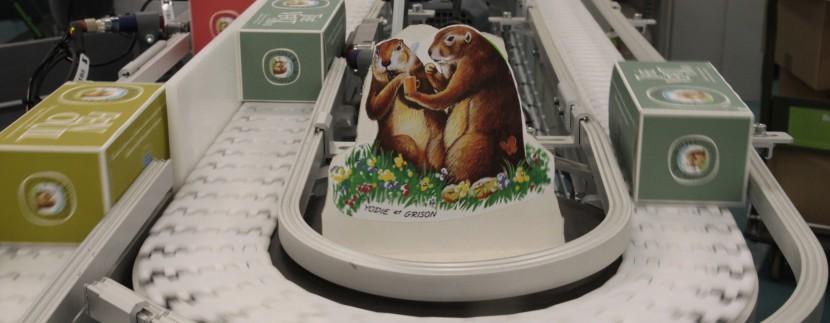 Les 2 marmottes investit sur son site agroalimentaire haut-savoyard (74)