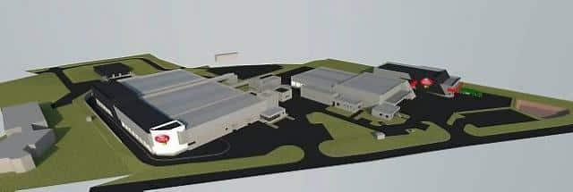 Jean Floc'h. Le groupe s'agrandit et investit à Baud (56) usine agroalimentaire
