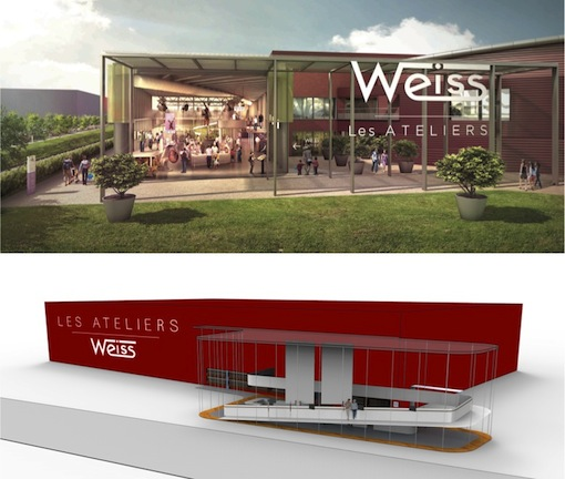Weiss chocolat agroalimentaire saint-etienne atelier