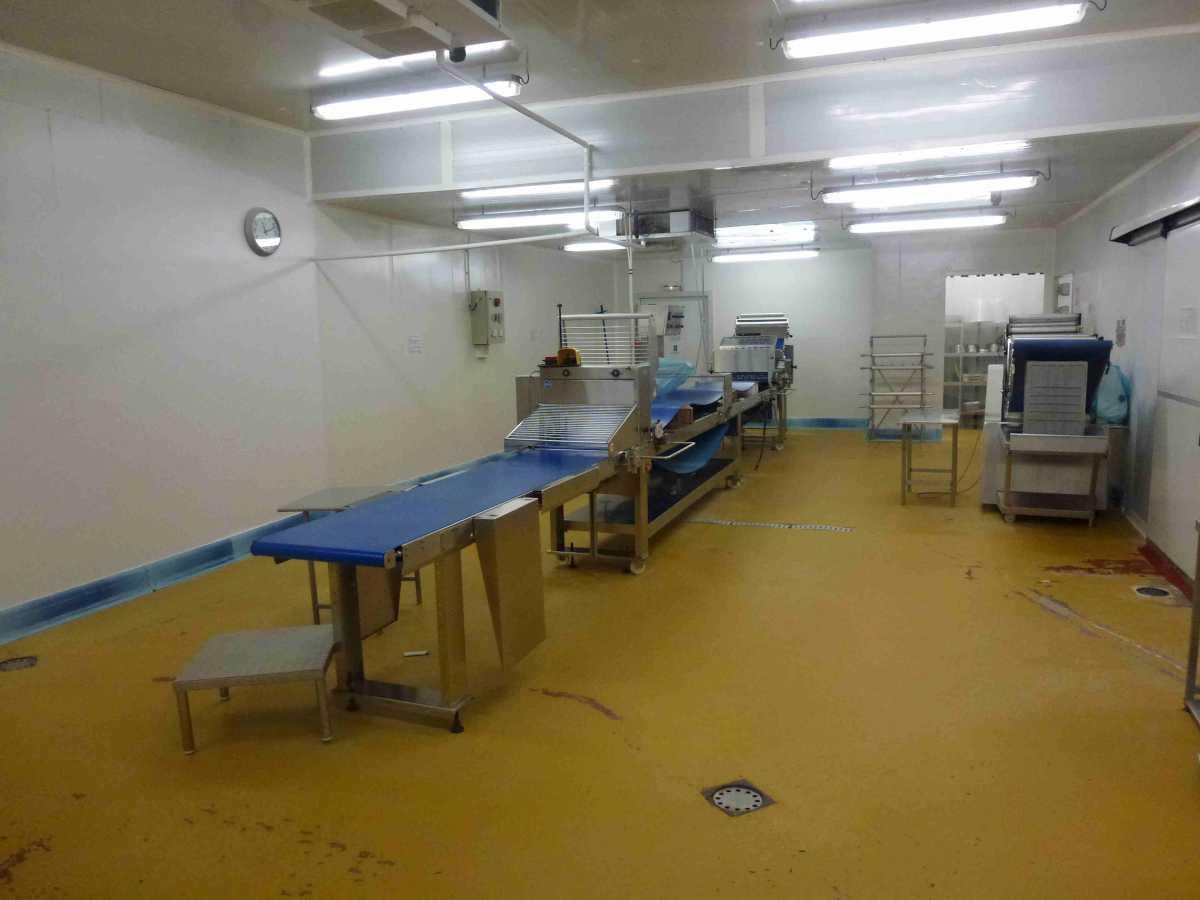Atelier agroalimentaire – Morbihan – Bretagne: Lorient, Quimper, Pontivy, Vannes, Ploërmel, Locminé, Auray – 520 m²