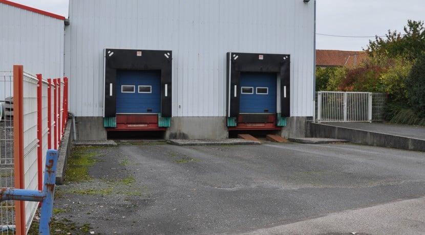 Plateforme logistique sous température dirigée 2 100 m² - Normandie - Alençon, Argentan, Falaise, Caen, Lisieux - Entreposage froid négatif et froid positif