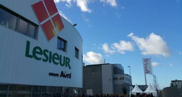 Lesieur Groupa AVril Bassens Bordeaux Agroalimentaire Usine
