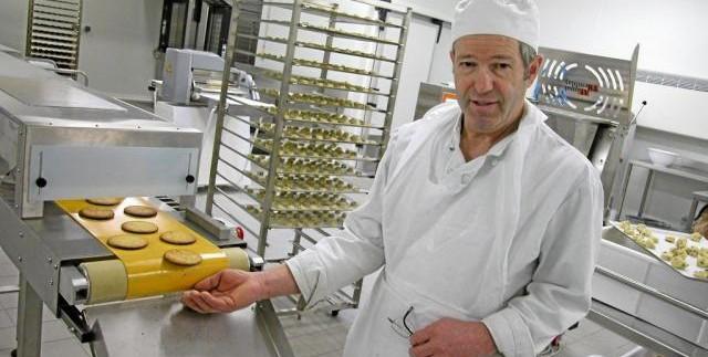 Quimperlé Biscuiterie de Kimperle Bretagne Agroalimentaire Atelier de production