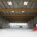 SOFRILOG plateforme Entrepot logistique froid négatif surgeles Pleugueneuc Bretagne Agroalimentaire