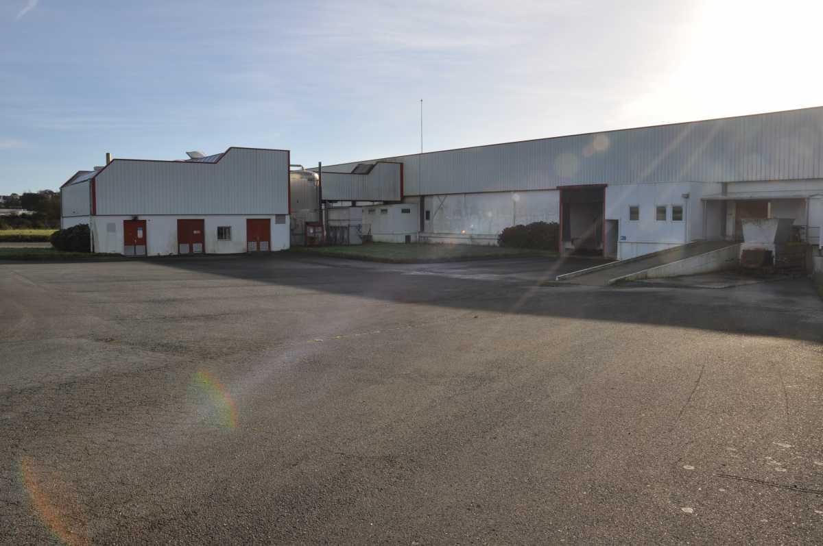 Usine agroalimentaire – Finistère – Bretagne: Morlaix, Brest, Quimper, Carhaix – 3 050 m²