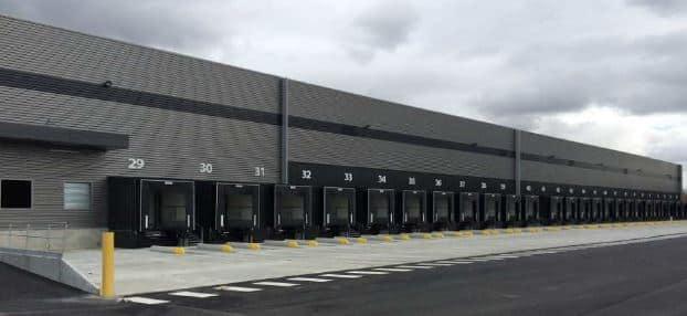 Argan logistique plateforme froid agroalimentaire entrepot Saint-Ouen l'Aumone Ile de France