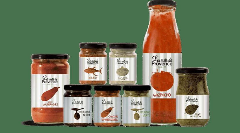 Les Mets de Provence Groupe Rivière Usine agroalimentaire