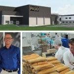 PASO Traiteur Vendée Agroalimentaire usine bâtiment