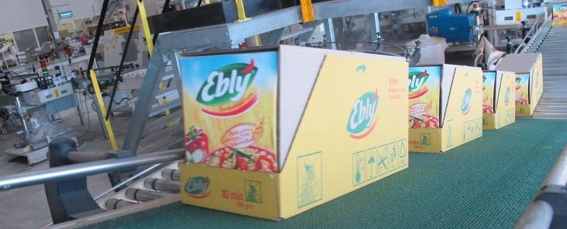 Ebly Agroalimentaire Centre Usine