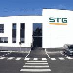 STG plateforme Logistique Température dirigée Froid Agroalimentaire