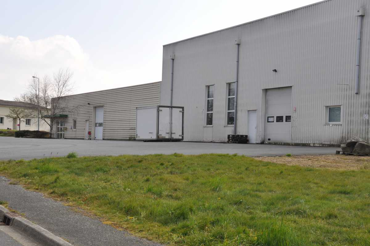 Atelier agroalimentaire – Vendée – Maine-et-Loire – Cholet, Bressuire, Nantes, Angers, la Roche-sur-Yon – 1 192 m²