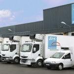DS Restauration plateforme logistique froid température dirigée agroalimentaire