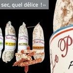 Saucisson Agroalimentaire Giffaud Maine-et-Loire Fransal usine