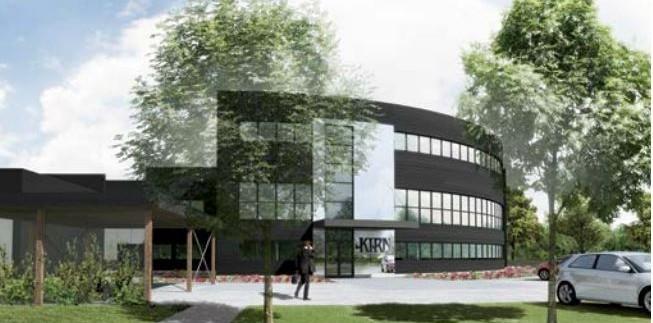 Traiteur KIRN agroalimentaire Strasbourg Alsace usine atelier batiment
