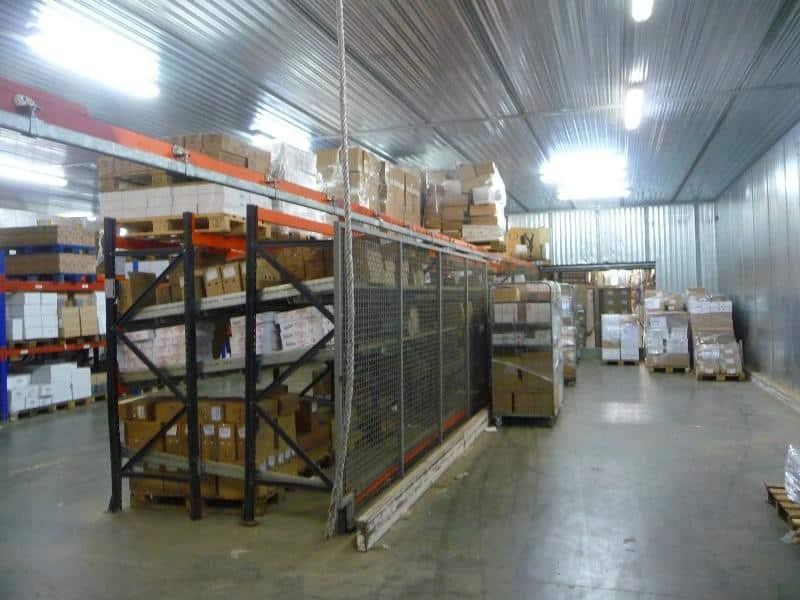 Entrepôt frigorifique négatif ou positif 2 805 m² – Rouen – Normandie