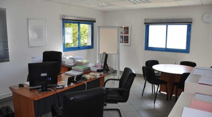 Corbas Lyon Entrepôt logistique plateforme refrigérée froid positif Rhône