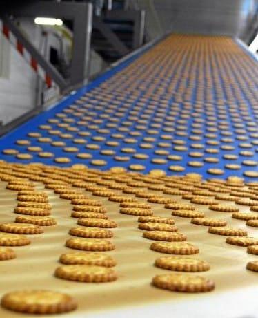 Mère Poulard biscuiterie agroalimentaire extension usine bretagne ille et vilaine fougeres