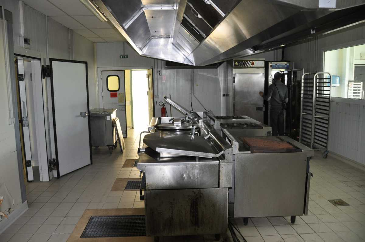 Atelier Agroalimentaire Cuisine Centrale Ploermel Redon Rennes