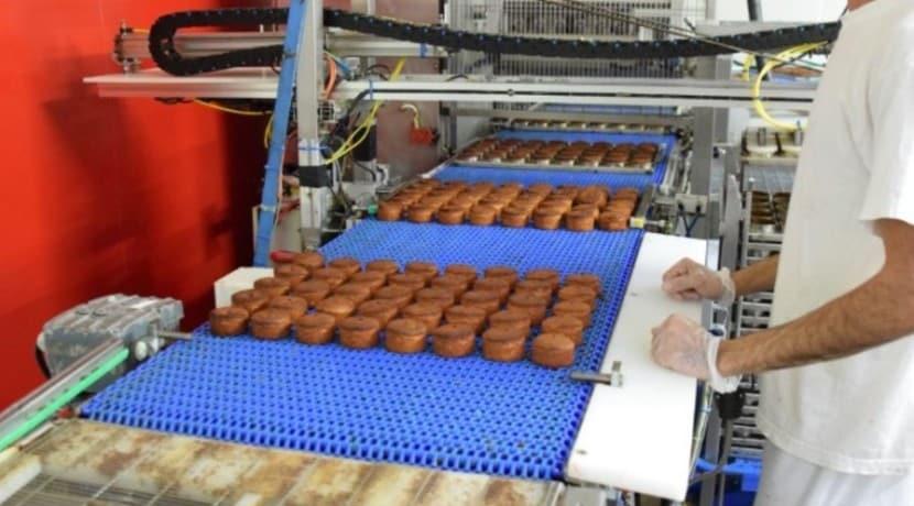 Mulot et Petitjean Pain d'Epice Dijon Cote-D'Or Usine agroalimentaire biscuiterie
