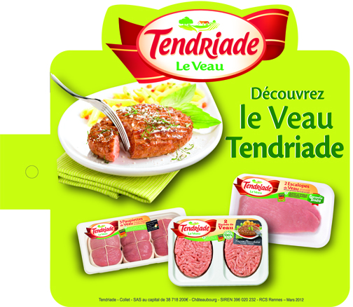 Tendriade Van Dries Group Chateuabourg Uisne AGroalimentaire Bretagne Veau