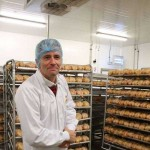 Blason d'or usine agroalimentaire sud-ouest poulet