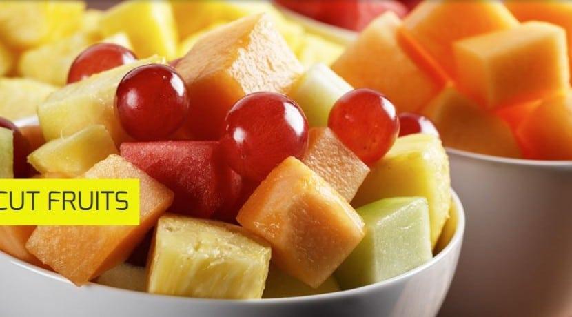 Fresh Del Mont croixrault decoupe fruits agroalimentaire somme usine