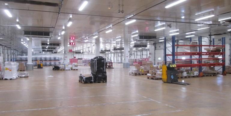 Entrepot plateforme logistique 2 500 m² Lille Nord Agroalimentaire Frais