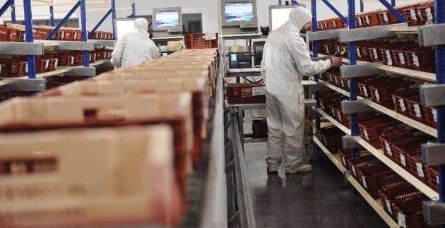 Les Eleveurs de la Charentonne usine agroalimentaire atelier de découpe à vendre orne