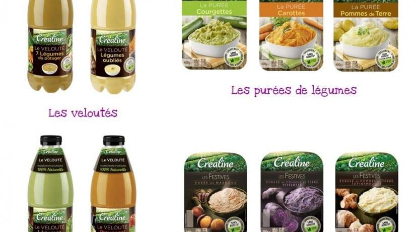 Créaline florette manche agroalimentaire soupe puree lessay usine