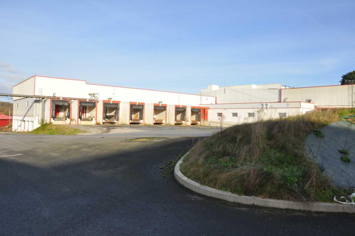 Usine agroalimentaire, plateforme logistique frais / surgelés 10 000 m² divisibles- Bretagne: Morlaix, Brest, Quimper, Carhaix, Finistère