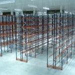 Plateforme entrepot logistique frais température dirigée refrigéré