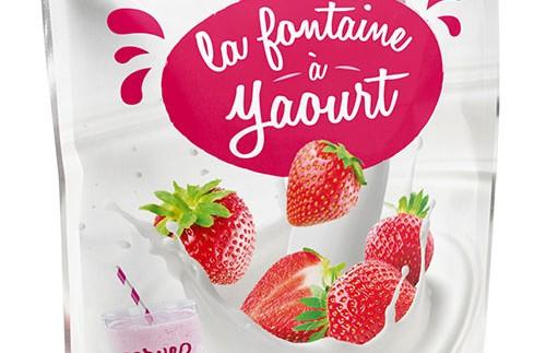 Yeo Frais Yaourt Laitier Agroalimentaire usine