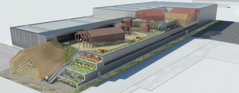 APIDIS Dijon usine entrepôt agroalimentaire cote d'or